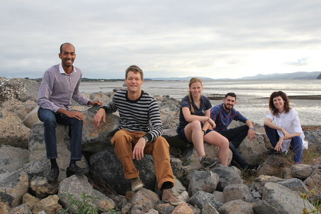 Hungry Bin Worm Farm -  Sudeera, Ben, Catherine, Will and Belinda, Low Impact Limited.
