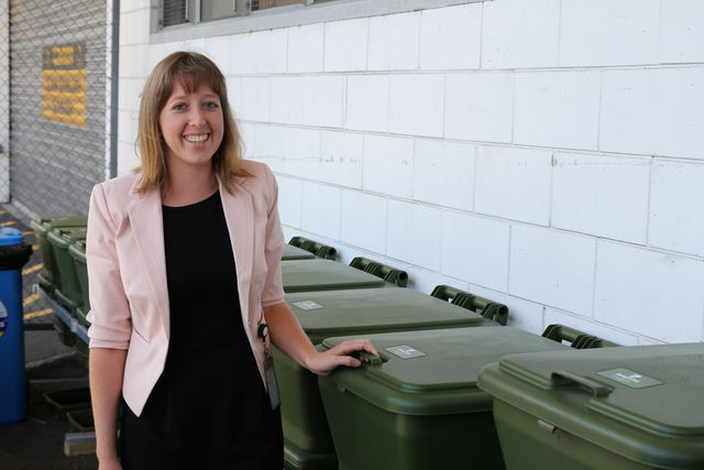 Hungry Bin Worm Farm - Sustainability Champion and Practice and Training Team Administrator, Emma Armitage