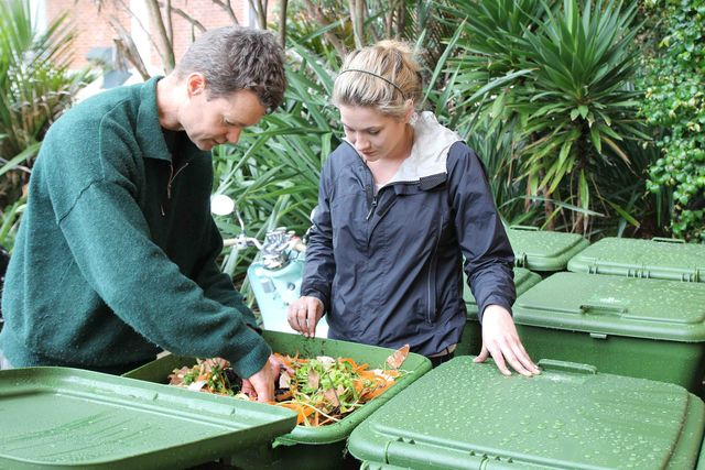 Hungry Bin Worm Farm - Low Impact offers a full support service and managed contracts for restaurants and businesses with large scale waste streams.