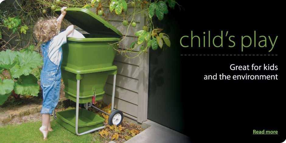 Child's Play - great for kids and the environment